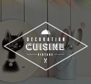 Décoration cuisine vintage
