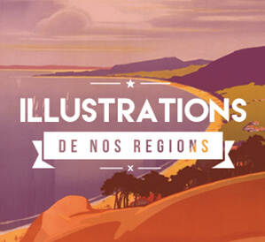 illustrations de nos régions